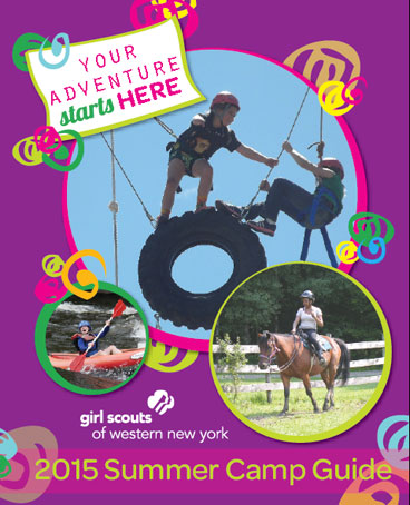 Program Guide for Girl Scouts of WNY