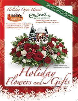 Elaine's Holiday Flowers and Gifts