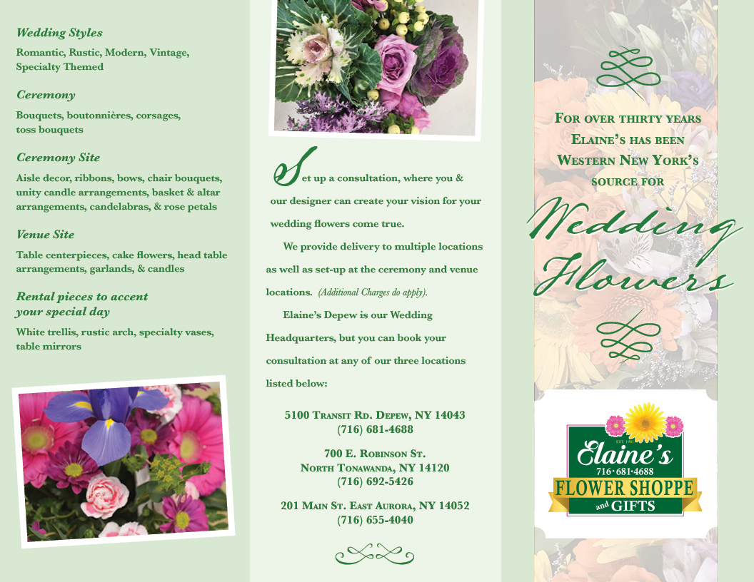 Elaine's Flower Shoppe
