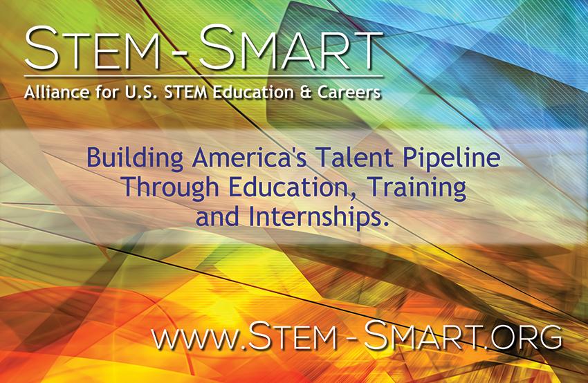 STEM-Smart Postcard advertisments