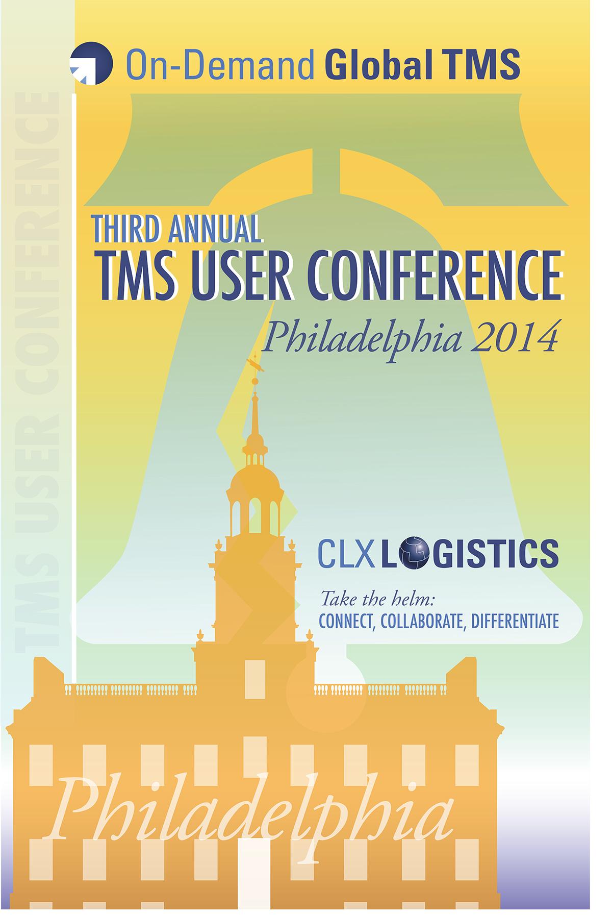 CLX Logistics Poster Design