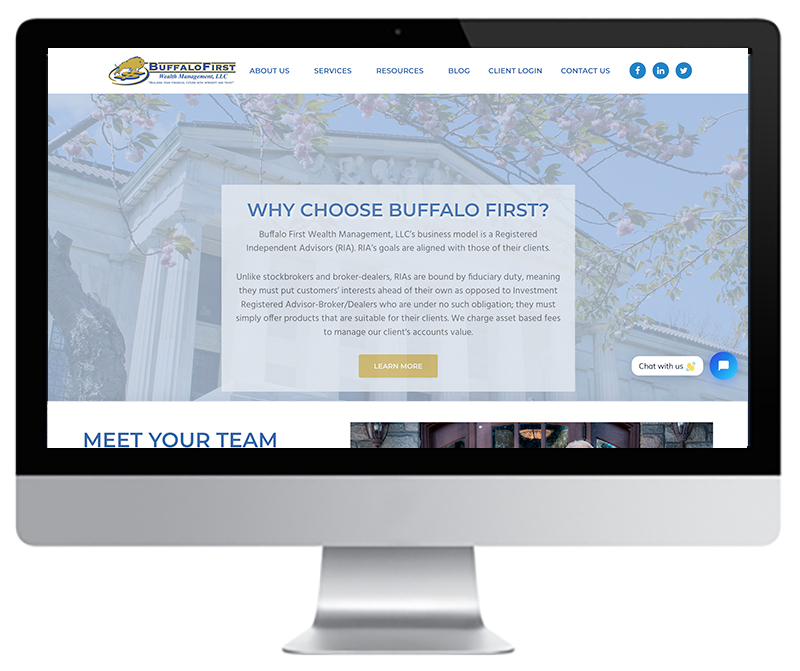 Buffalo First Wealth Management, LLC