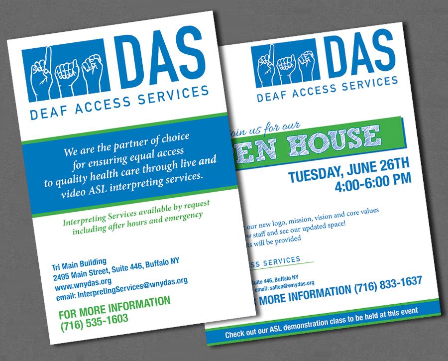 DAS Advertisement for Buffalo Business First